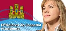 Cospedal Presidenta Castilla-La Mancha 2011
