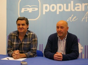 Ramon Rodríguez y Javier Bueno