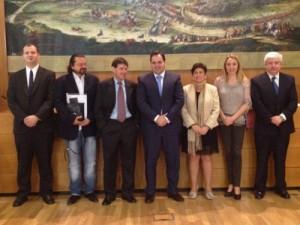 Presentacion Programa potenciacion turistica Batalla de Almansa